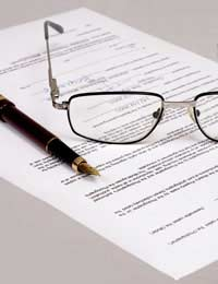 Small Print Contract Terms And